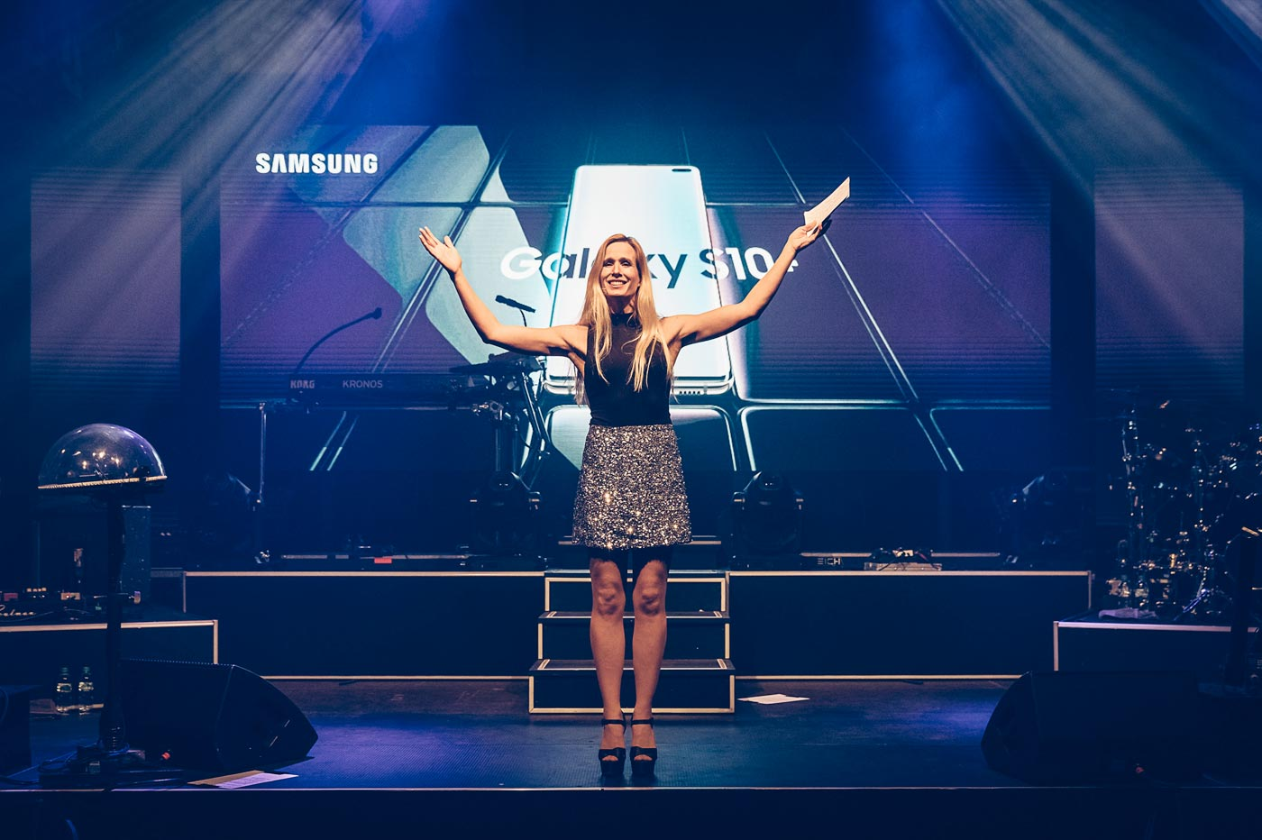 Galaxy on Stage - Samsung Event